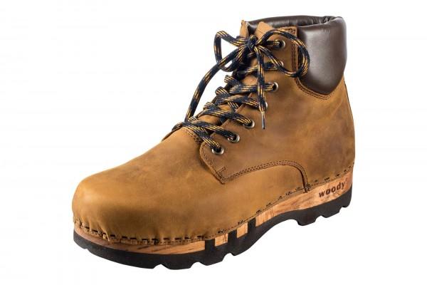 Clogs Boots Herren in braun Modell Moritz
