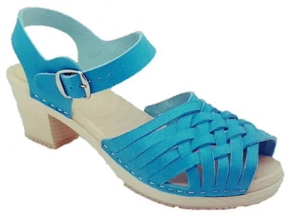 Sandalette türkis