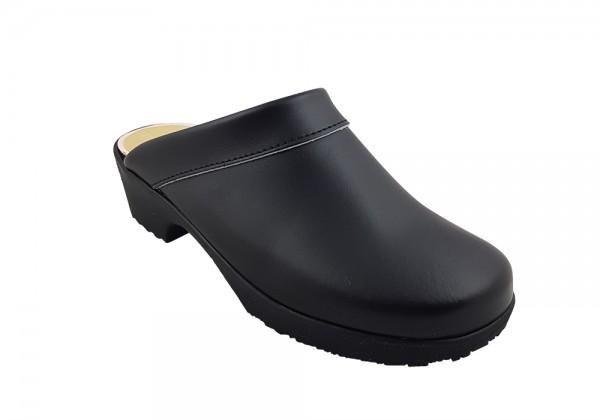 Comfort Clogs schwarz