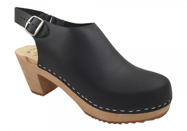 MB Clogs, Orignial HIghHell Clogs in schwarz