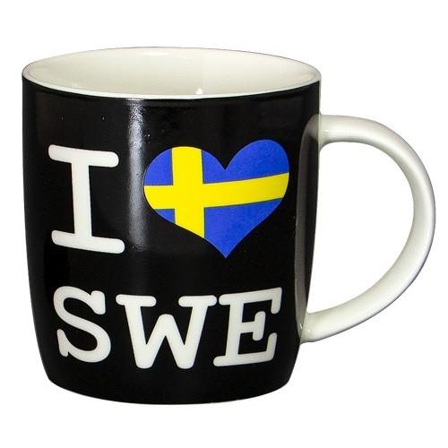 Tasse I love Schweden