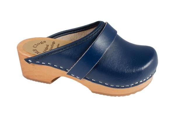 Kinderclogs marineblau