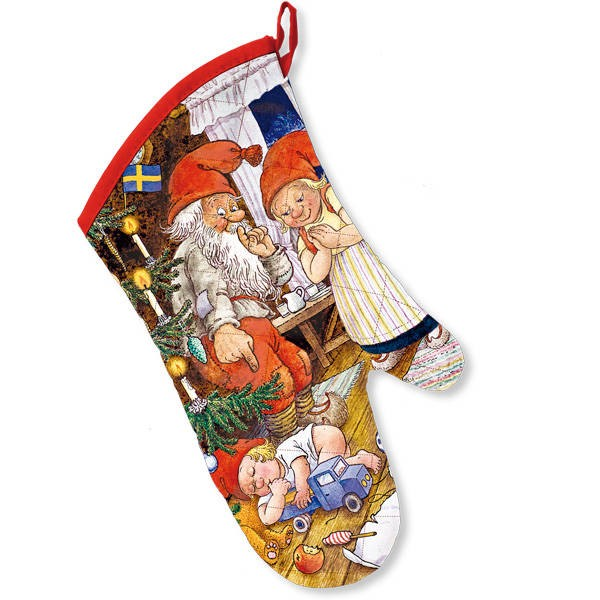 Topflappen Christmas Handschuh