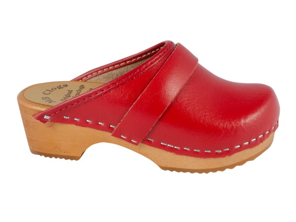 Kinderclogs rot