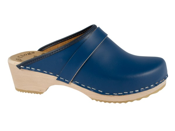 Standardclogs marineblau