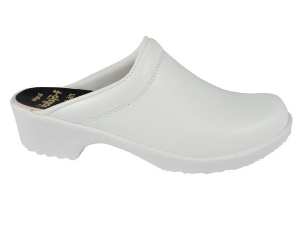 Comfort Clogs weiß Gr.44