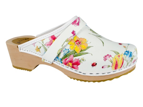 Standardclogs Modell Summer Flower
