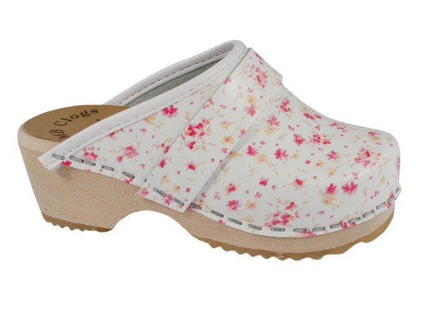 Kinderclogs Modell Mini Summer Flower