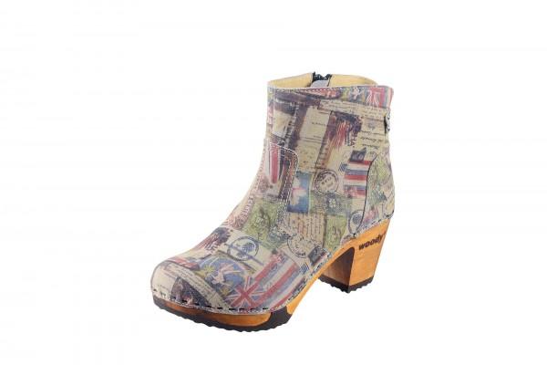 Clogs Boots Damen Modell Tanja