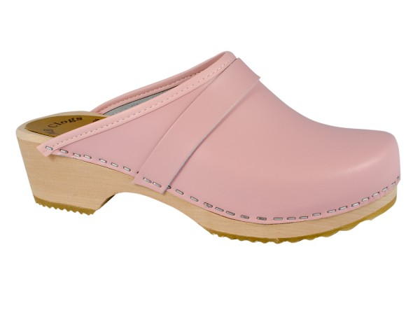 Standardclogs zart rosa