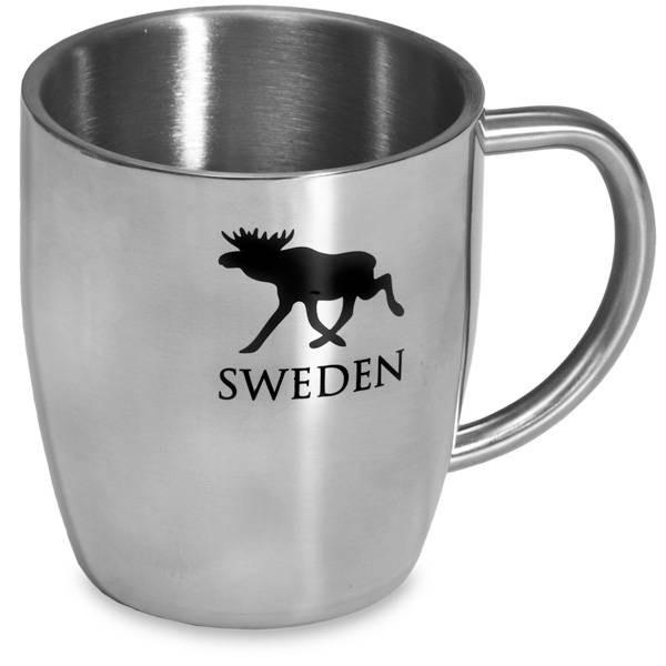Chrome Tasse Schweden