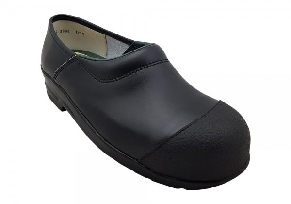 Comfort Sicherheitsclogs schwarz mit Stahlkappe