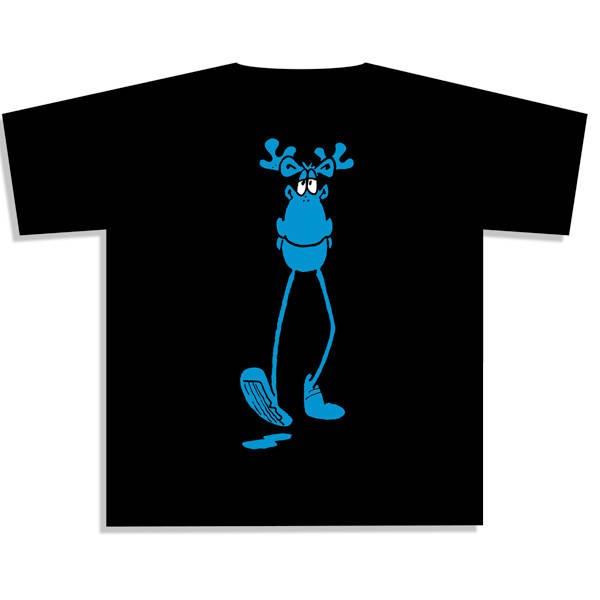 T - Shirt schwarz Helgi