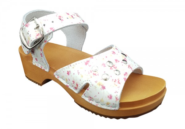 Kinderclogs, Sandaletten, MB Clogs Mini Summer Flower